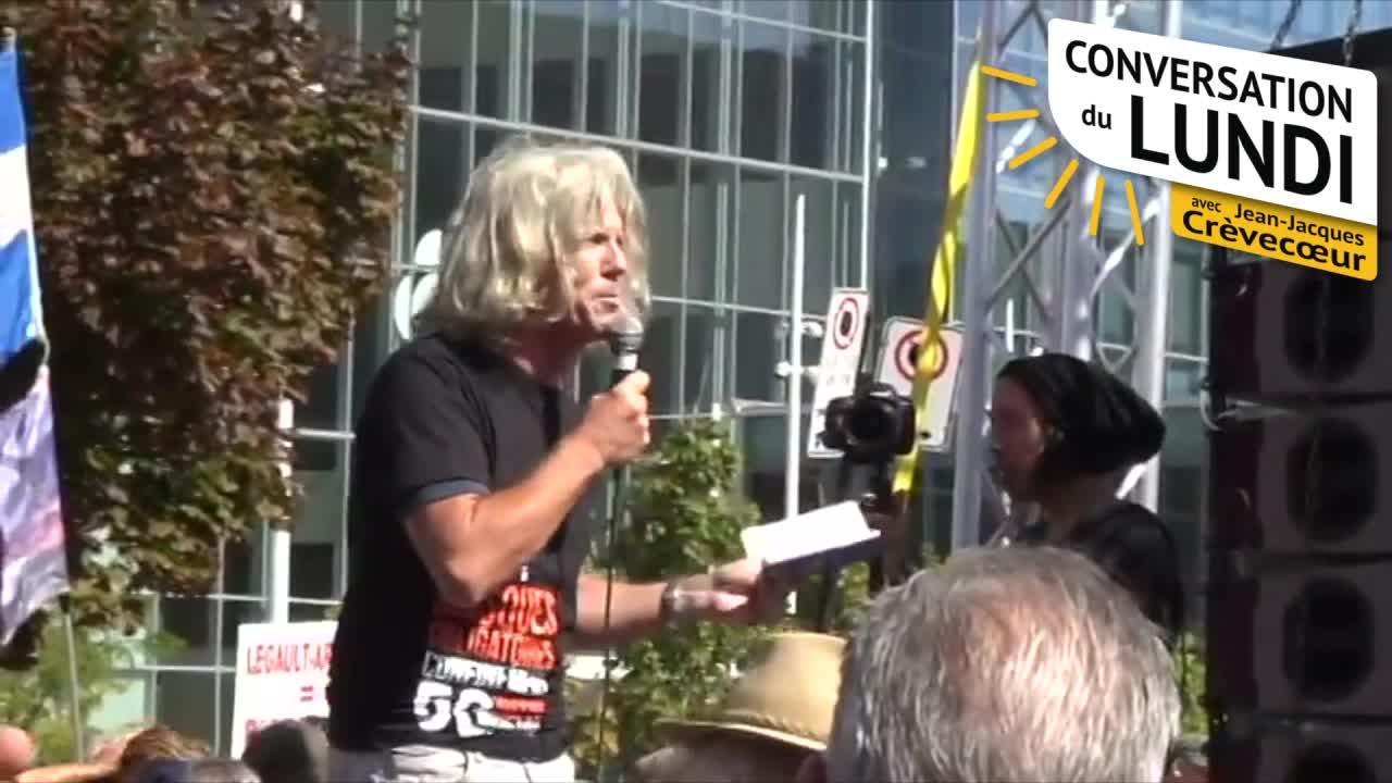 CDL55 - Échos de la manifestation du 12/09 à Montréal - Conversation du lundi #55