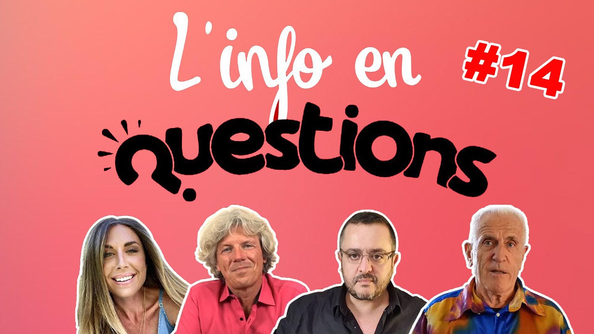 IFQ14 - L'info en questionS - Émission du 10 septembre 2020